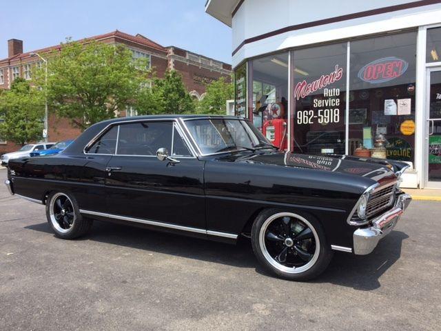 118377w171366 - 1967 Chevrolet Nova SS Brand New 67 Chevy