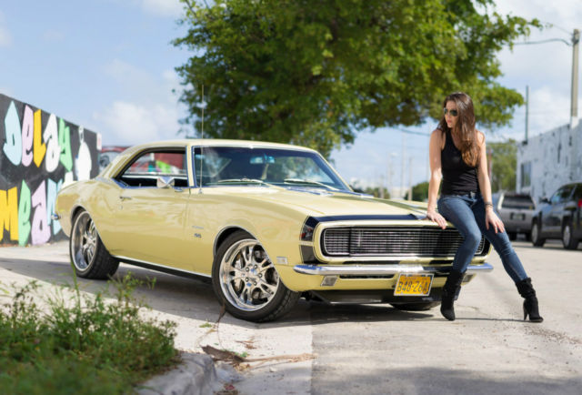 Miami Used Chevrolet >> 123378L340274 - 1968 Camaro Resto - Mod, 500+HP - High Quality build, very fast -beautiful car
