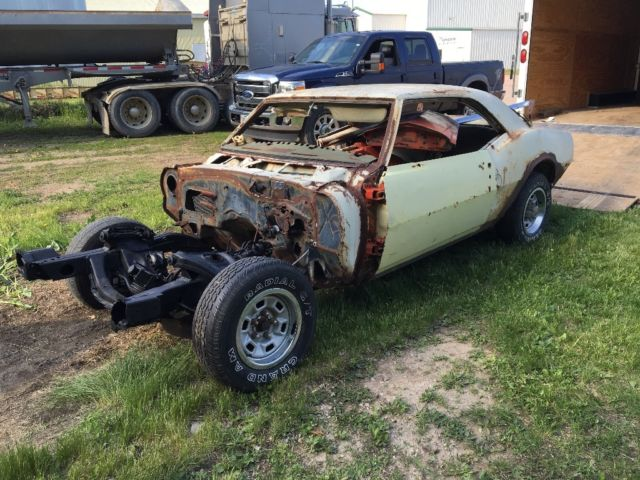 1969 camaro dynacorn project for sale autos post. Black Bedroom Furniture Sets. Home Design Ideas