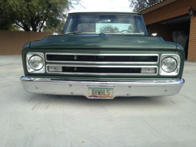 1968 chevy c10 custom