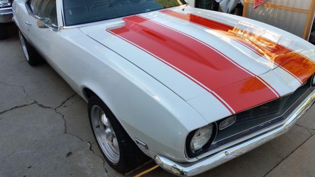 1968 Chevy Camaro Project