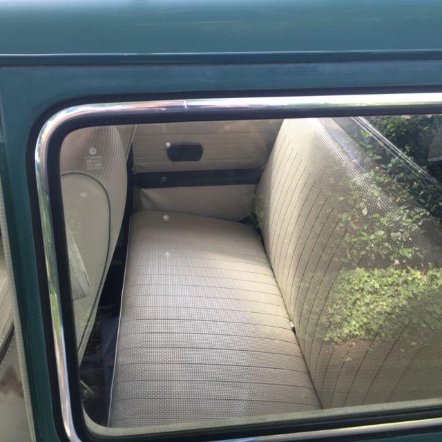 Volkswagen Fastback For Sale: 1968 VW SQUAREBACK TYPE 3