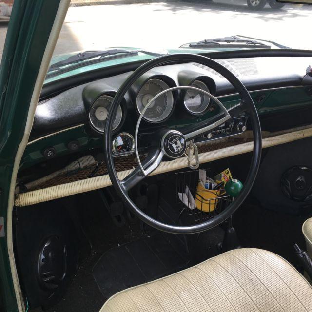 368230874 - 1968 VW SQUAREBACK TYPE 3