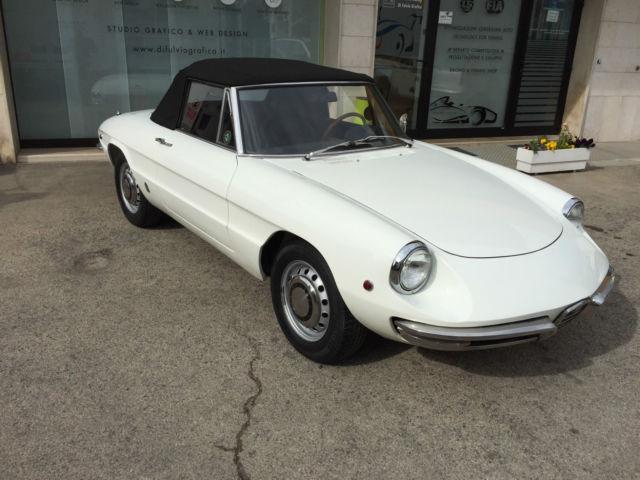 AR Alfa Romeo Duetto Spider Veloce - 1967 alfa romeo duetto spider for sale