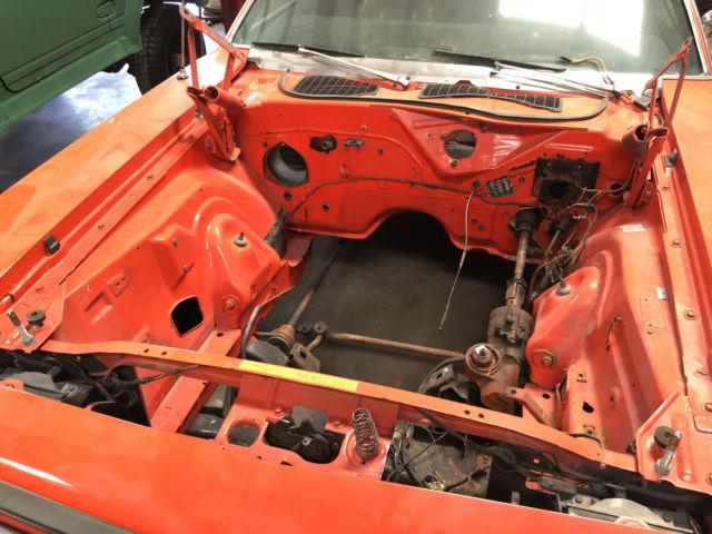 1970 Plymouth Cuda With 6k Miles 6 1 Hemi And Original