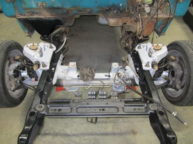 F25ypl20238 1971 F100 4 6 Crown Vic Swap Lowered