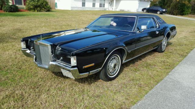 2y89a821464 1972 Lincoln Continental Mark Iv