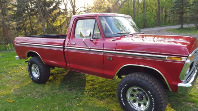 76 Ford F250 Highboy For Sale Upcomingcarshq Com