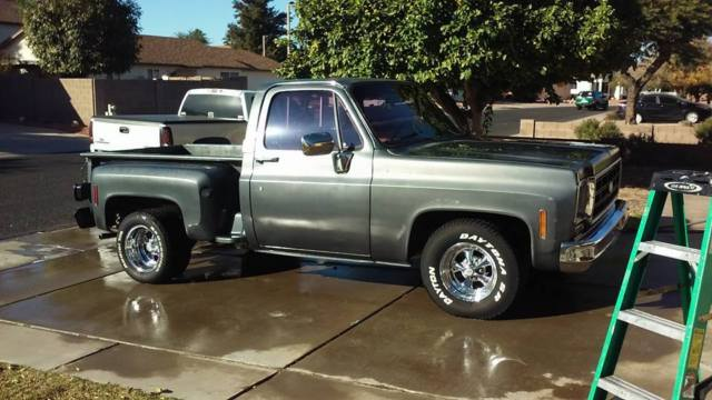 Chevy C Stepside Shortbed