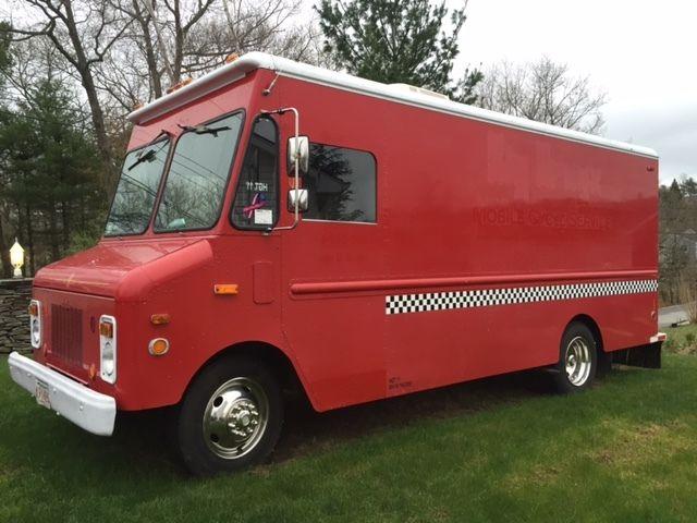 "1977 Chevy ""Grumman"" Bread Truck Food Truck Mobile"