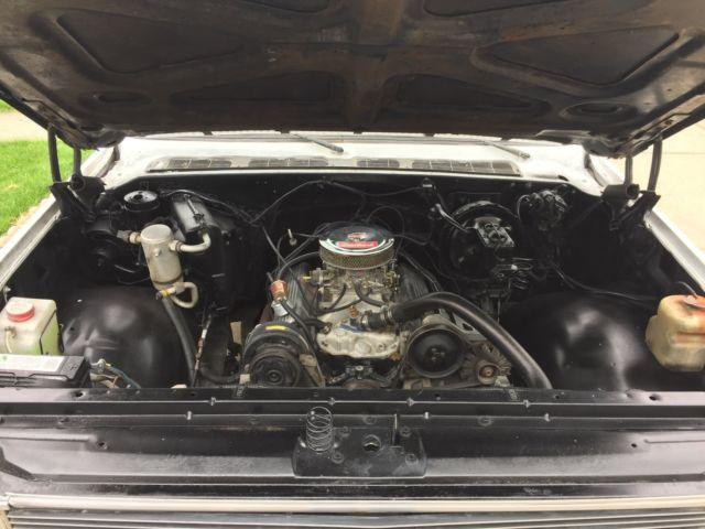 1978 Chevy K5 Blazer 2WD