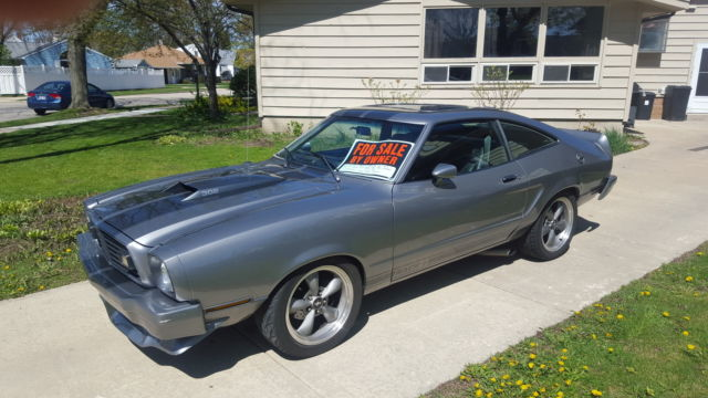 1978 Ford Mustang Mach 1 - 8F05F241608