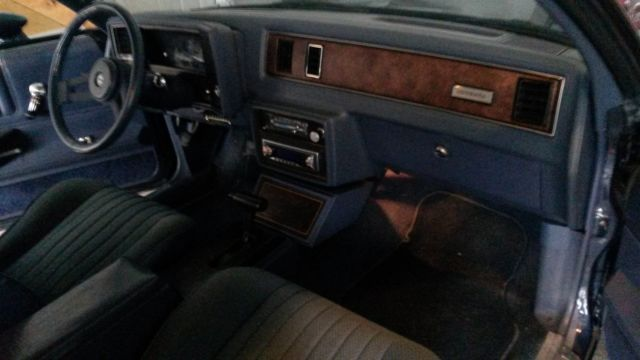 1g1az37g6er210841 1984 Chevrolet Monte Carlo Ss