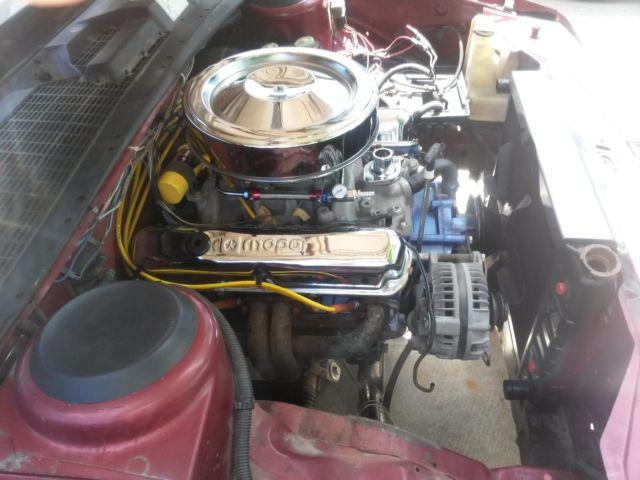 1b3ba64e0eg219362 1984 Dodge Daytona Turbo Z V8