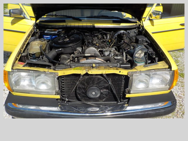 Wdbab33a9ea016153 1984 mercedes benz 300d turbo diesel for Mercedes benz 300 diesel