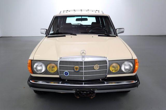Wdbab93c0ff049776 1985 mercedes benz 300td w123 wagon for Mercedes benz 300td