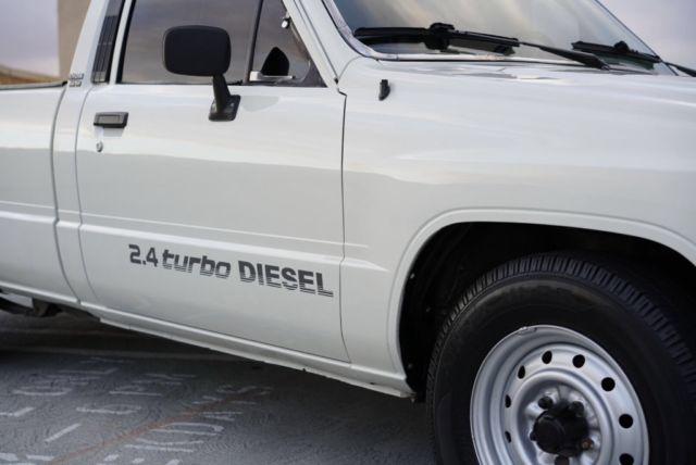Jt4ln58d4f5001263 1985 Toyota Turbo Diesel Pickup