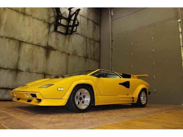 za9ca05a2jla12218 1988 lamborghini countach 13890 miles. Black Bedroom Furniture Sets. Home Design Ideas