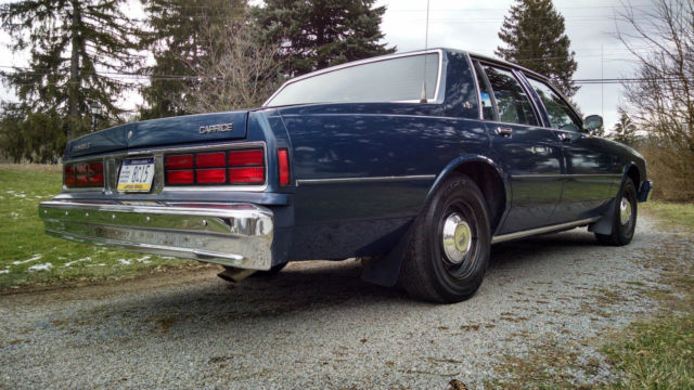 1g1bl5176kr168399 1989 chevrolet caprice 9c1 police package all 1g1bl5176kr168399 1989 chevrolet caprice 9c1 police package all original w350 fuel injected v8 publicscrutiny Images