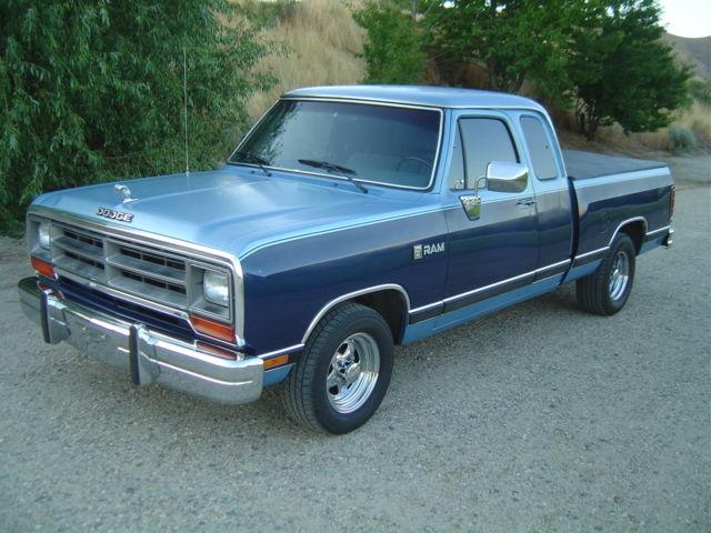 3b7ge13z1lm045871 1990 Dodge Ram D150 Le Clubcab Sb
