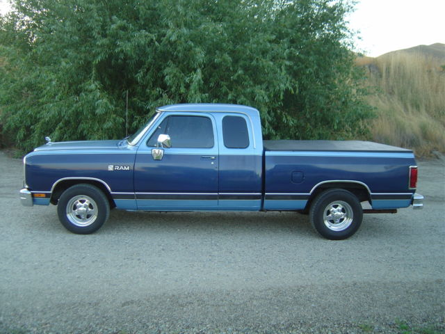 Dodge Ram  Truck Bed For Sale