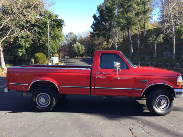 2fthf26g9nca04369 1992 ford f 250 xlt lariat 4x4 very nice condition. Black Bedroom Furniture Sets. Home Design Ideas