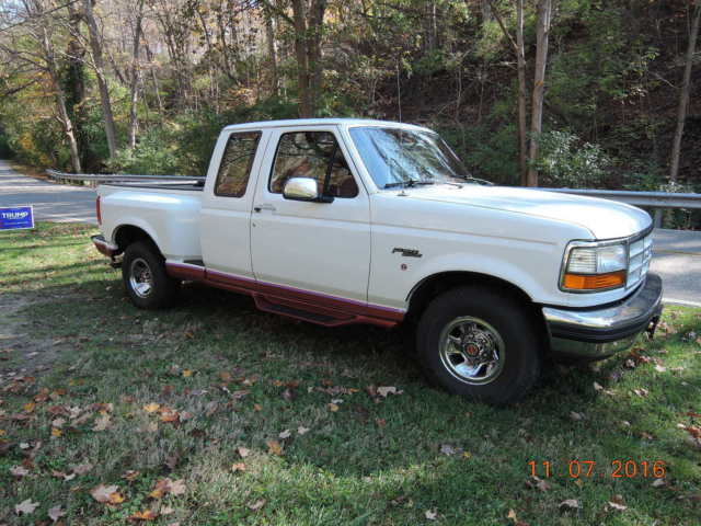 1ftex15y3nka58153 1992 ford f150 flareside ext cab. Cars Review. Best American Auto & Cars Review
