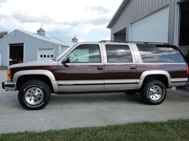 chevrolet suburban 2500 for sale used chevrolet suburban html autos post. Black Bedroom Furniture Sets. Home Design Ideas