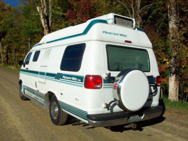 2b6kb31y8rk110349 - 1994 Dodge Ram 350 Camper Van Pleasure