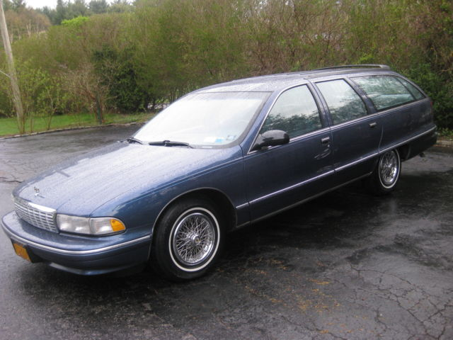1995 chevrolet caprice classic wagon 4 door 5 7l lt1 1g1bl82p8sr188993 used cars for sale from usa