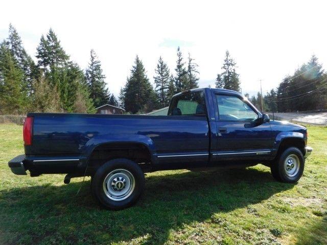 1GCGK24N5SE143123 - 1995 Chevrolet Silverado 2500 4x4 64K ...
