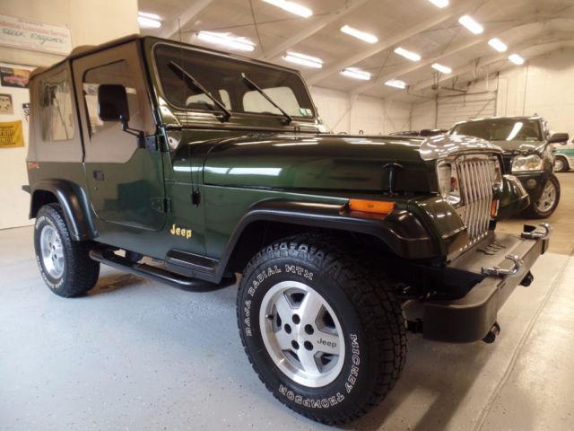 1j4fy19p4sp214826 1995 jeep wrangler rio grande only. Black Bedroom Furniture Sets. Home Design Ideas