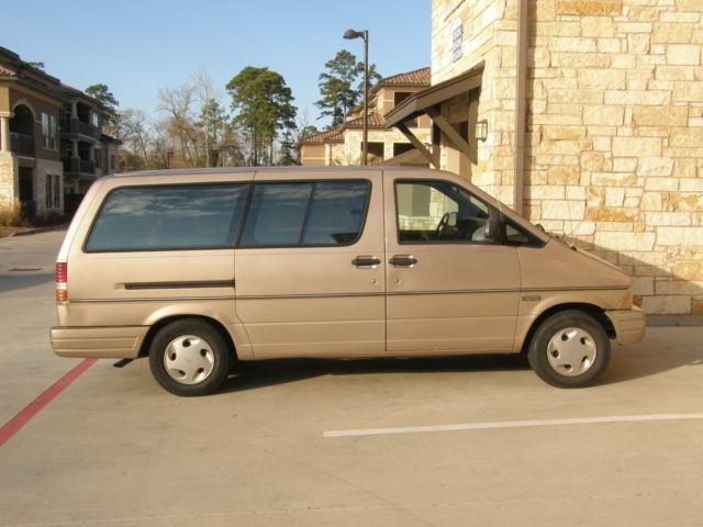 1fmda41xxtzb26055 1996 4 0l ford aerostar xlt extended minivan awd. Black Bedroom Furniture Sets. Home Design Ideas