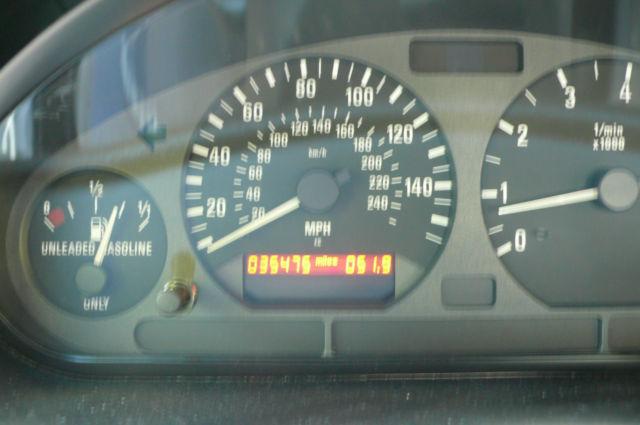 1996 bmw z3 roadster 35475 original miles arctic silver black leather 5 speed bmw z3 1996 photo 5