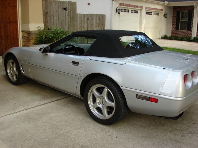 C4 Corvette For Sale Houston Tx: 1996 Corvette Collectors Edition