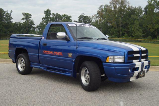 1b7hc16z9ts710142 1996 Dodge Indy 500 Ram 1500 Slt