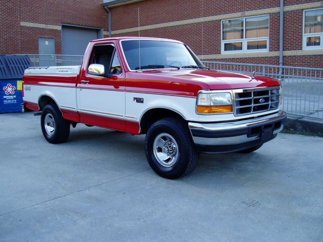 Ford F Xlt X K Actual Miles The Best Of Best