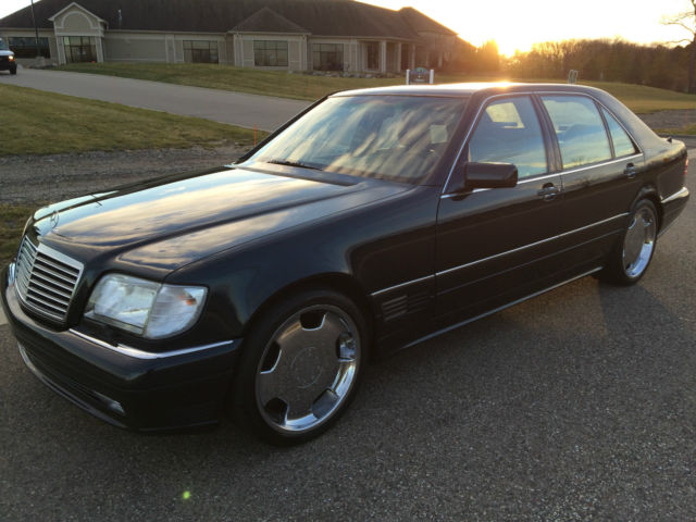 Wdbga57e2ta299935 1996 mercedes benz s600 w140 v12 for 1996 mercedes benz s600 for sale