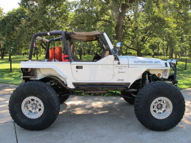 Jeep Tj Parts >> 1J4FY19S8VP547023 - 1997 Jeep Wrangler Rock Crawler, 6.0, Atlas, one ton axles, coil over suspension