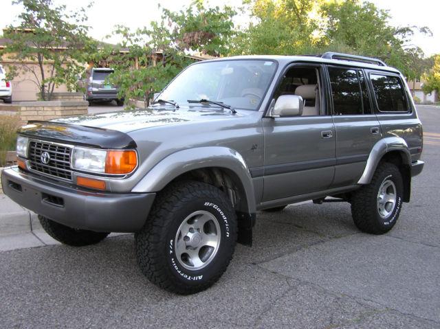 Jt3hj85j5v0177137 1997 Toyota Land Cruiser 40th