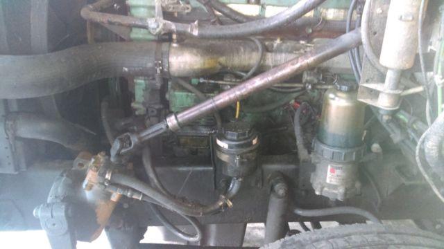 volvo s60 1997 4v4jdbrf6vn854100 1997 volvo wg64t daycab 11 1l s60 detroit truck