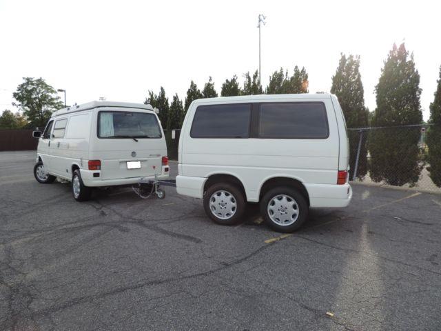 WV2EH8707VH027578 - 1997 VW Eurovan Camper  Only 23K mi