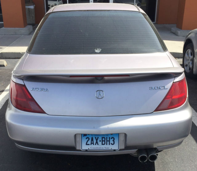 Photo Four Door Coupe Images Acura Rsx Base Silver LZK