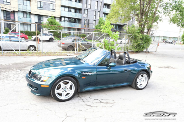 Edmonton Area Cars For Sale Buy Used Autos Kijiji Html: 1998 BMW Z3M Boston Green Metallic