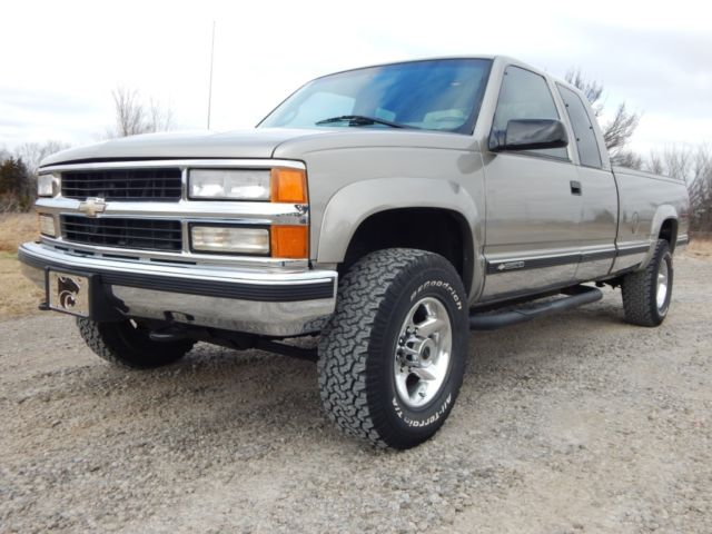 Used Chevy Silverado 2500 >> 1GCGK29J9WE222628 - 1998 Chevy 2500 Silverado, Vortec 454 ...