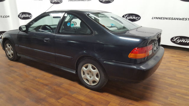 1HGEJ8248WL131087   1998 Honda Civic EX Coupe 2 Door 1.6L Clean Interior,  NEW TIRES GOOD ENGINE