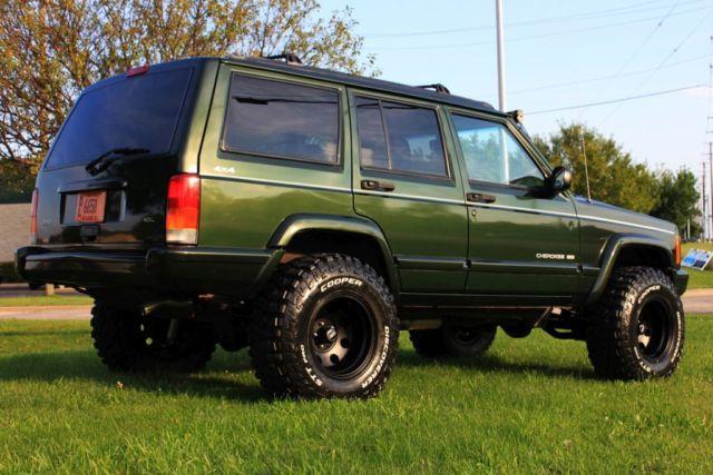 1J4FJ68S5WL156729 - 1998 Jeep Cherokee Limited XJ 70K Low ...