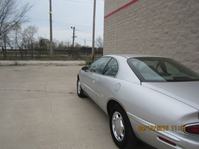 1999 buick riviera coupe silver arrow 171 rare collector car 1g4gd2210x4701804 usedfromus com