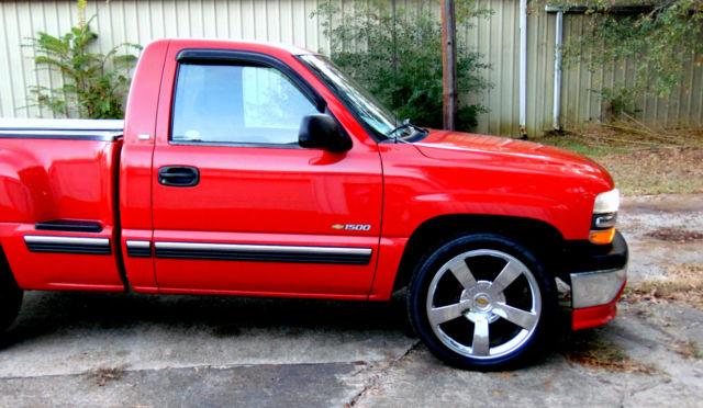 2GCEC19T1X1173847 - 1999 CHEVROLET 1500 2WD 69K 5.3 V8 ...