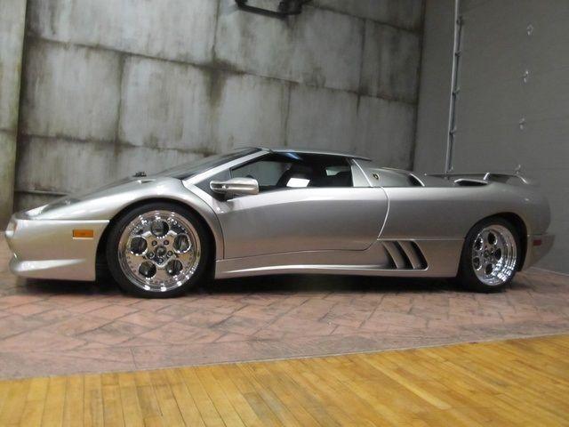 Za9ru31b2xla12228 1999 Lamborghini Diablo Vt Roadster Best Color